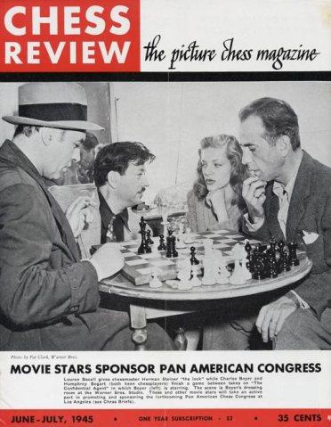Humphrey-Bogart-Chess-review-1945